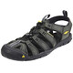 Keen Clearwater CNX Leather Sandals Men Magnet/Black
